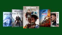 Megkezdődött az Xbox téli vására, több mint 700 játék árát vágták meg kép