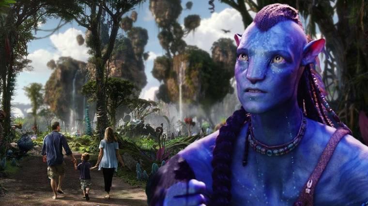 Hamarosan megnyitja kapuit az Avatar élménypark, 2019-ben pedig a Star Wars Land kép