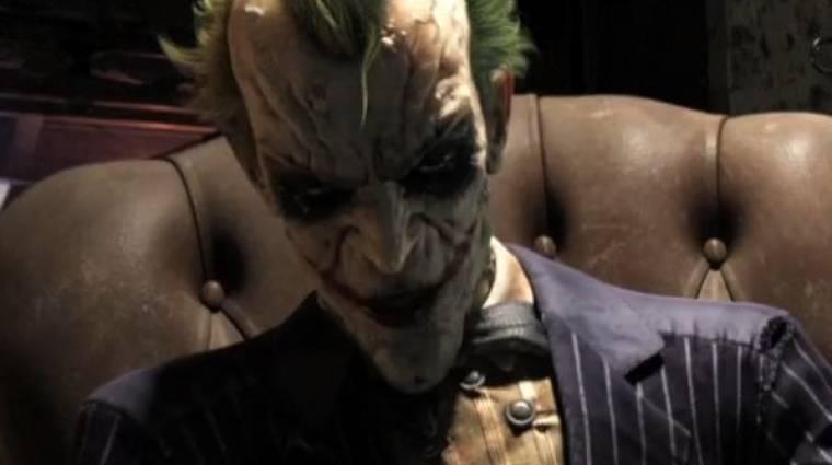 Batman: Arkham Asylum 2 - Kétarc, Jégcsap és Talia al Ghul a játékban bevezetőkép