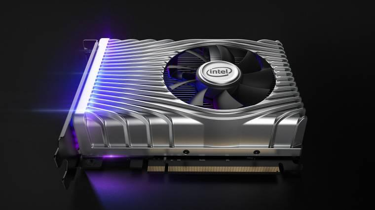 Különleges Intel videokártyával kapható ez a játékos PC kép