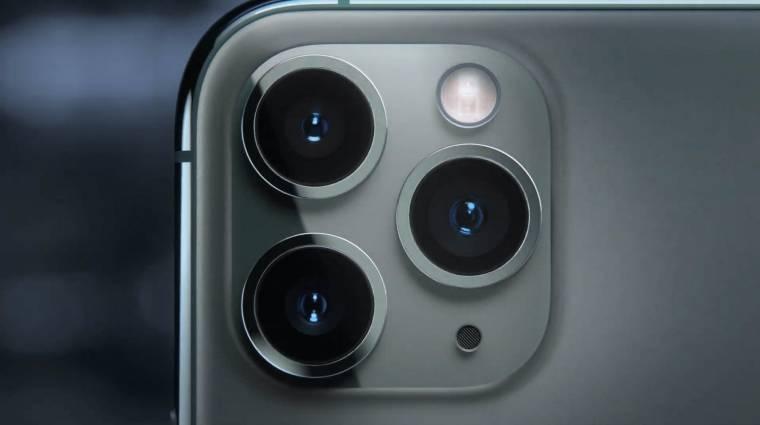 Már a nyáron megkezdődhet az egyik új iPhone 12 gyártása kép