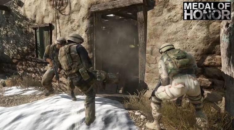 Medal of Honor - Két grafikus motor hajtja bevezetőkép