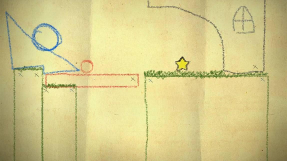 Crayon Physics Deluxe - Teszt bevezetőkép