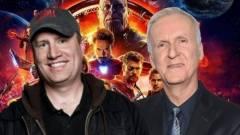 James Cameron beszólt a Bosszúállóknak, Kevin Feige elegánsan reagált kép