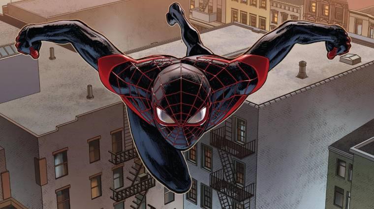 Megtalálták az animációs Pókember film rendezőjét kép