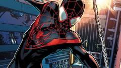 Megvan, hogy ki lesz az animációs Pókember főszereplője kép