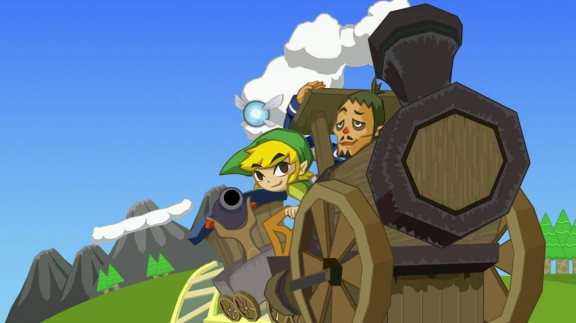 The Legend of Zelda: Spirit Tracks - teszt bevezetőkép