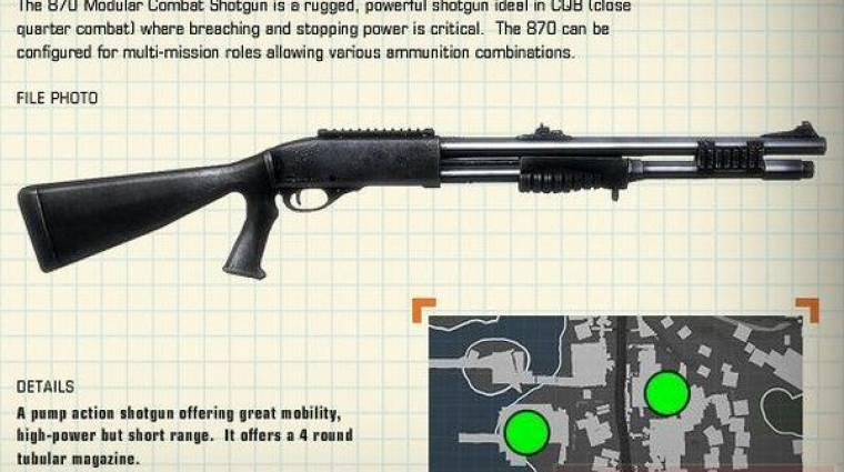 Bad Company 2 - Fegyverek és járművek bevezetőkép