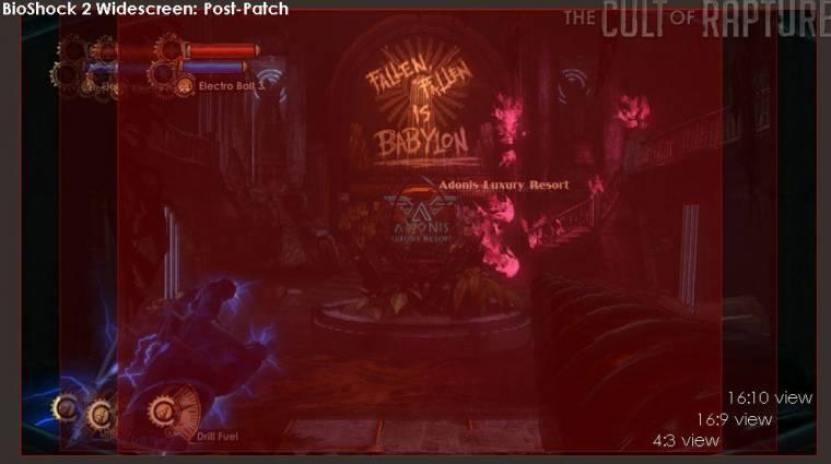 BioShock 2 - elérhető a widescreen és egérklikk patch bevezetőkép