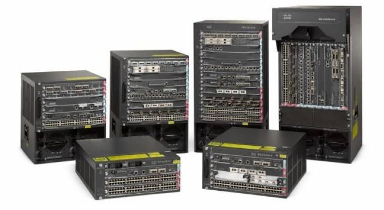 Cisco Catalyst 6500 switch