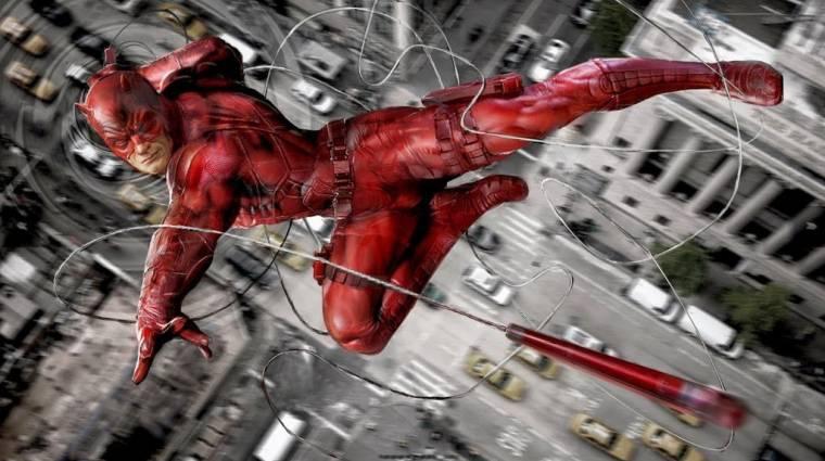 A Troy Baker-féle Daredevil játék miatt túl korai volt az öröm bevezetőkép