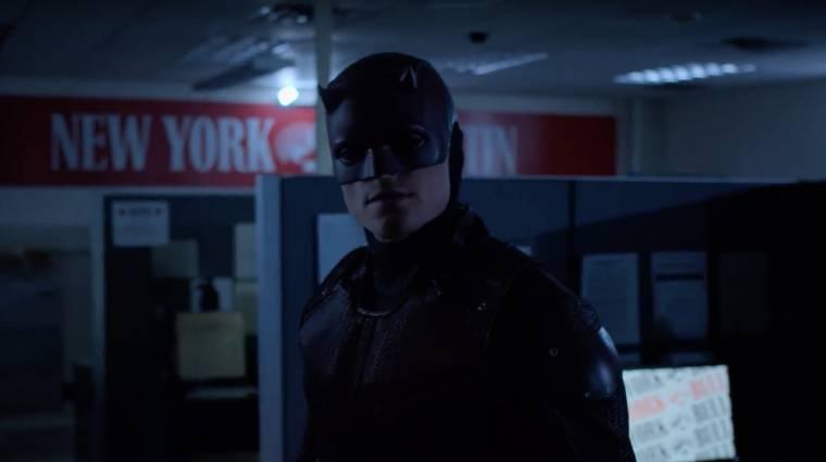 BRÉKING: Elkaszálták a Daredevil sorozatot kép