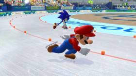 Mario and Sonic at the Olympic Winter Games kép