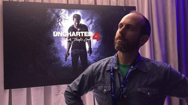 Elhagyja a Naughty Dog csapatát az Uncharted 4 és a The Last of Us társrendezője bevezetőkép