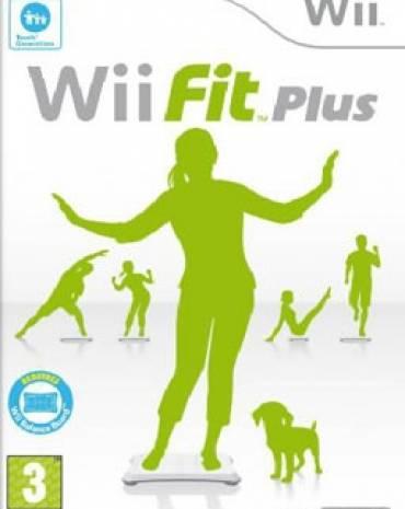 Wii Fit Plus kép