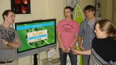 Fitness és szórakozás a GameStar klubban kép