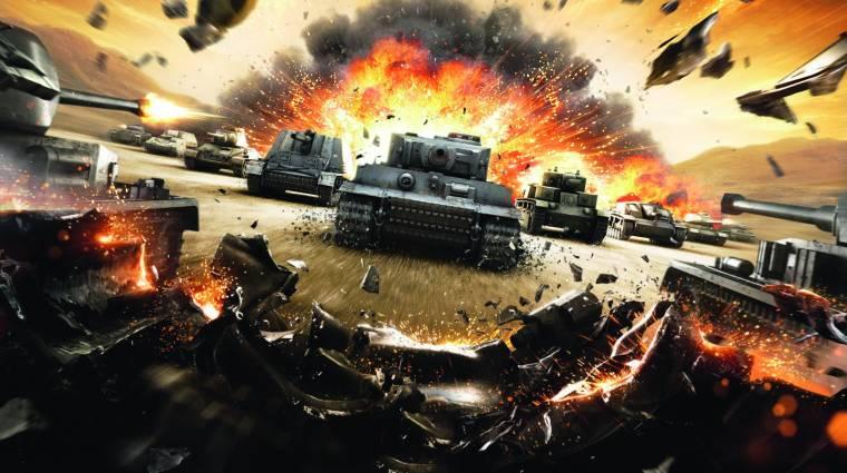 World of Tanks 1.0 - új motorra költözik a játék bevezetőkép