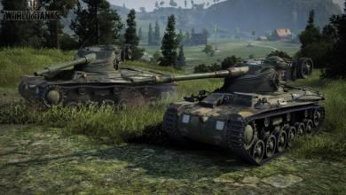 World of Tanks - metállal jönnek a svéd tankok