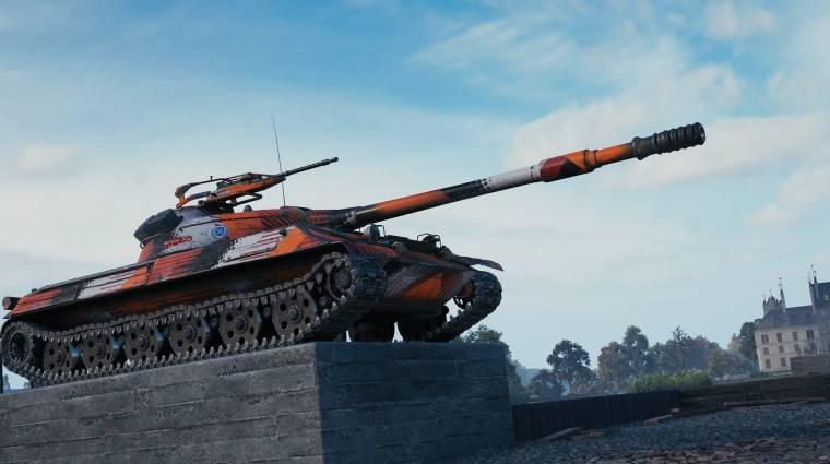 Ideiglenes játékmóddal folytatódik a World of Tanks születésnapi ünneplése bevezetőkép