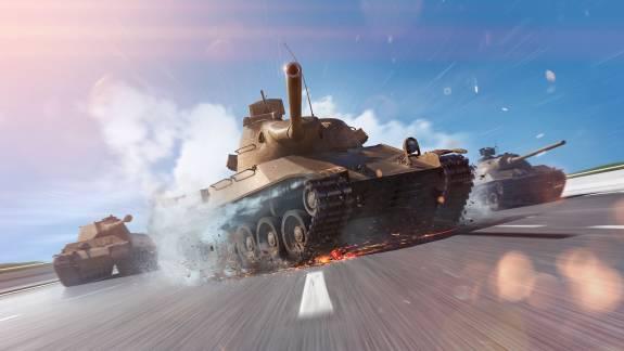Csehszlovák tankokkal bővül a World of Tanks Blitz kép