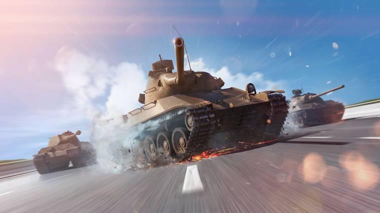 Csehszlovák tankokkal bővül a World of Tanks Blitz bevezetőkép