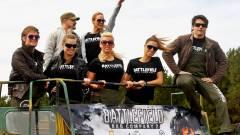 Battlefield: Bad Company 2 sajtóbemutató, sok celebbel kép