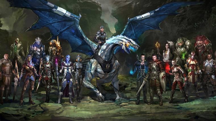 Nem RPG, hanem akció-kalandjáték lesz a BioWare következő játéka bevezetőkép