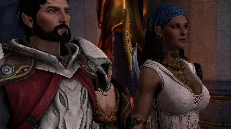 Szürreális videóval jelentette be a BioWare, hogy a Dragon Age II játszható Xbox One-on bevezetőkép