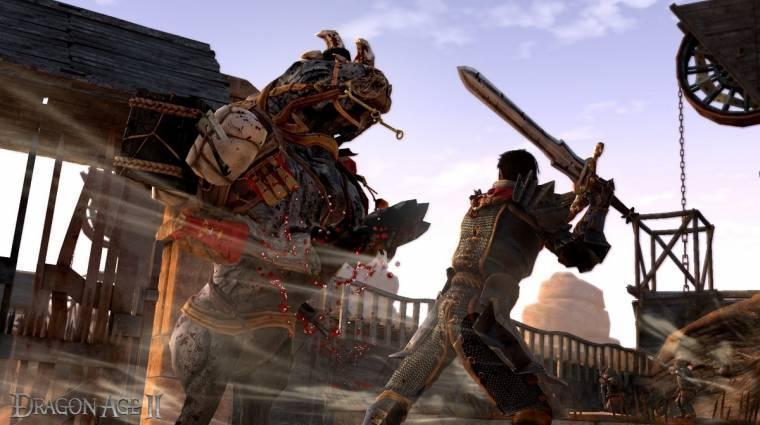 Eltűnt Steamről a Dragon Age 2 bevezetőkép