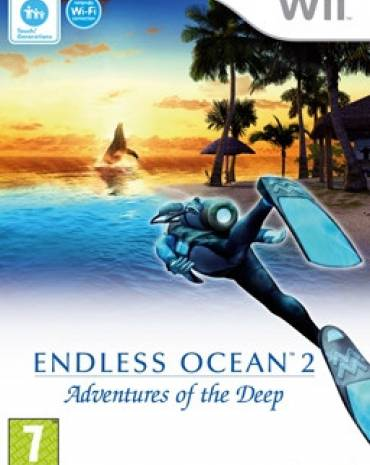 Endless Ocean 2: Adventures of the Deep kép