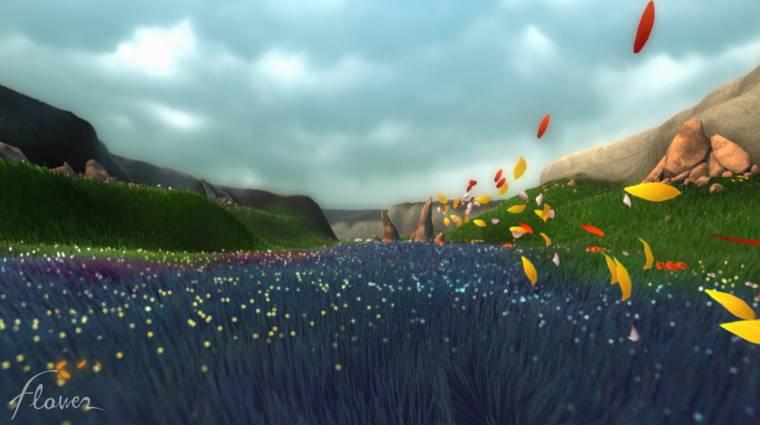 Flower - a megjelenés 10. évfordulójára PC-re is kijött az indie klasszikus bevezetőkép