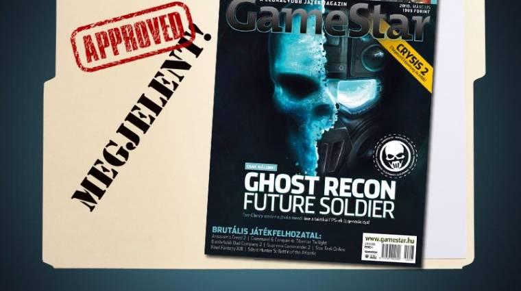 Megjelent a márciusi Gamestar!  bevezetőkép