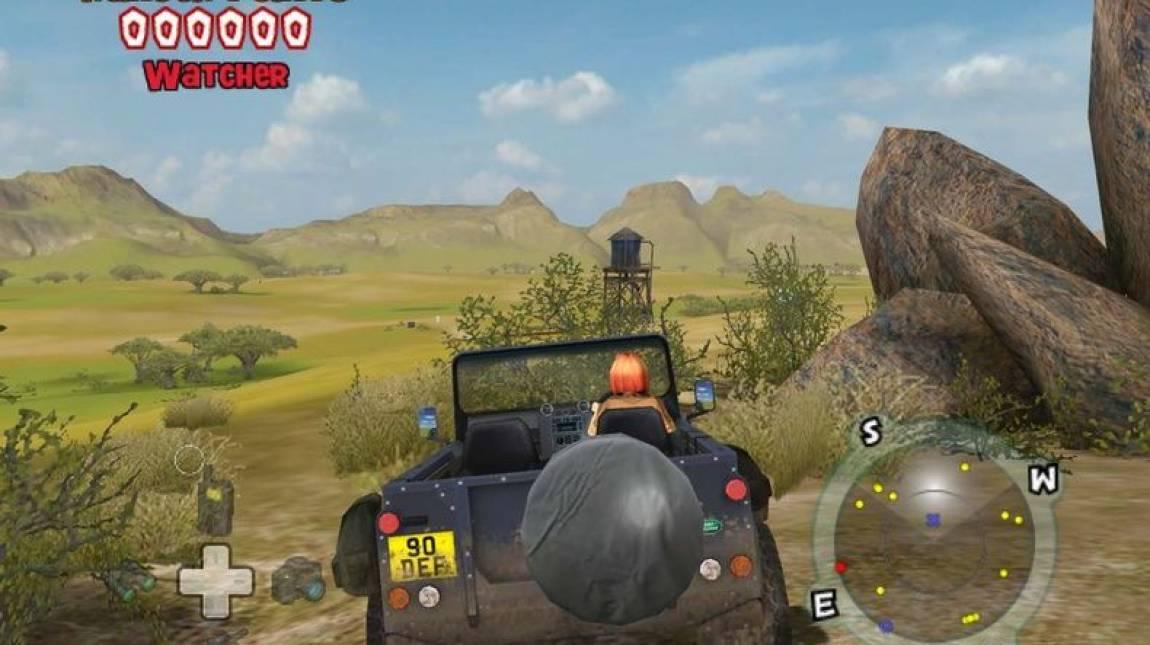 Jambo! Safari: Ranger Adventure - teszt bevezetőkép