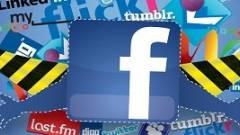 Közösségi oldalak A Facebook árnyékában kép