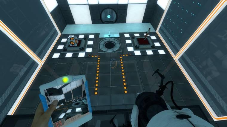 Portal 2 - bonyolítsuk még időutazással! bevezetőkép