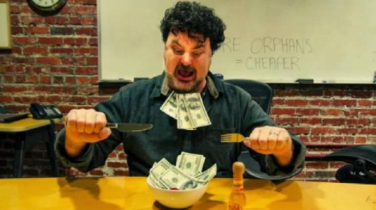 Double Fine - túl a 3 millión a Kickstarteren bevezetőkép