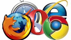 Népszerűbb lett a Chrome és a Safari kép