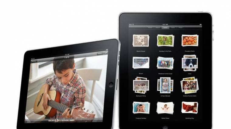 Hétfőn indul az iPad nemzetközi előrendelése kép