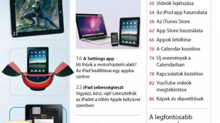 Apple iPad Superguide - minden, amit az iPadről tudni akartál kép