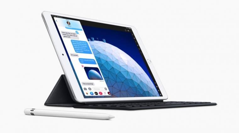 Ingyen javít az Apple egyes iPadeket kép