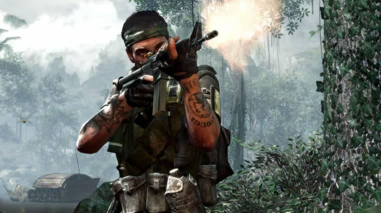 Call of Duty: Black Ops - PC-n egy hete teljesen halott a Zombies mód bevezetőkép
