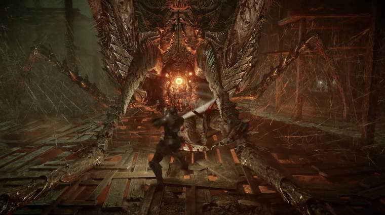 Hangulatos, de para helyekre látogathatunk a Demon's Souls gameplay videójában bevezetőkép
