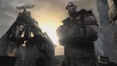 Gears of War 3 - cilinderben táncoló szörnyecske kép