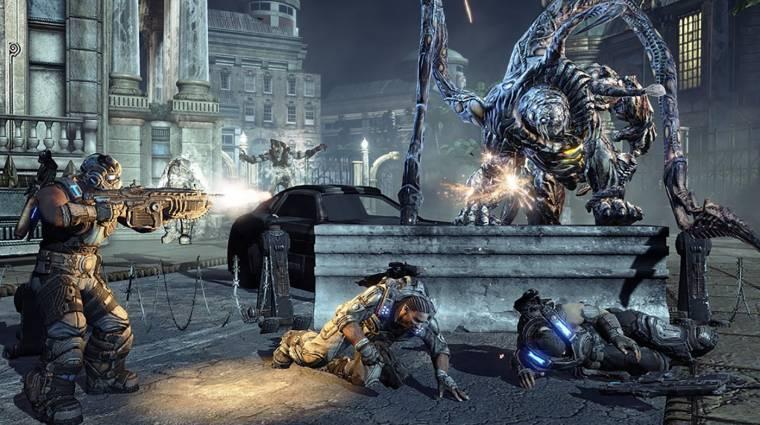 Szabadon letölthető a Gears of War 3 PS3-as verziója bevezetőkép