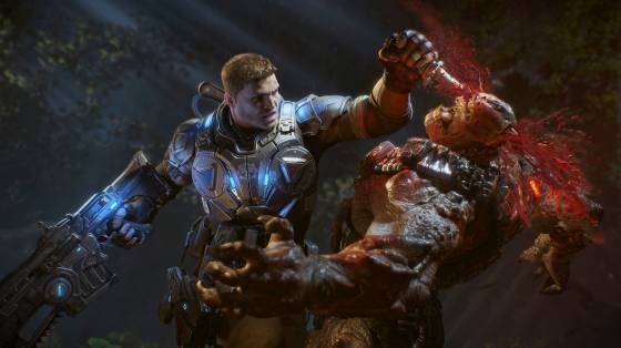 Gears of War 4 infódoboz