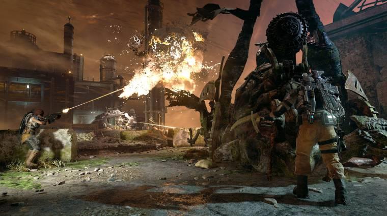 Ingyen lövöldözhetnek és versenyezhetnek az Xbox Live Gold előfizetői bevezetőkép