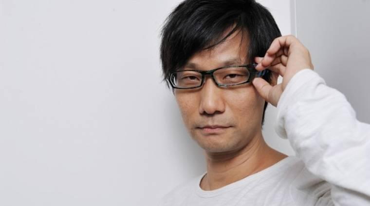 Hideo Kojima Guinness rekorder lett, de nem a munkássága miatt bevezetőkép