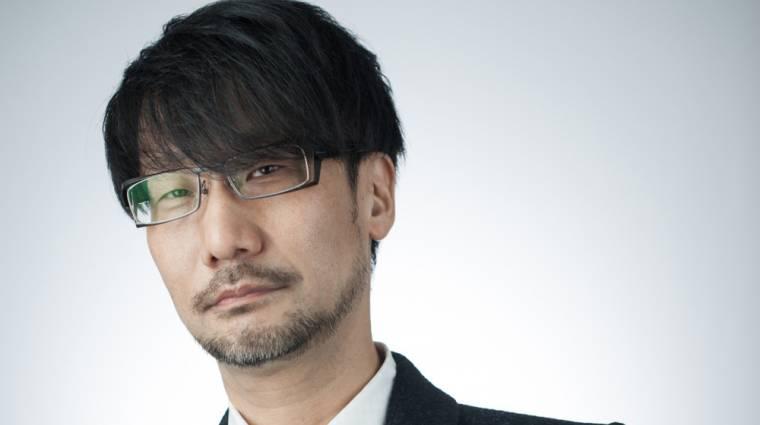 Kojima még a szájszaggal is játékot akart csinálni bevezetőkép