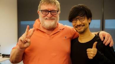 A Valve-nél is járt legújabb körútján Hideo Kojima