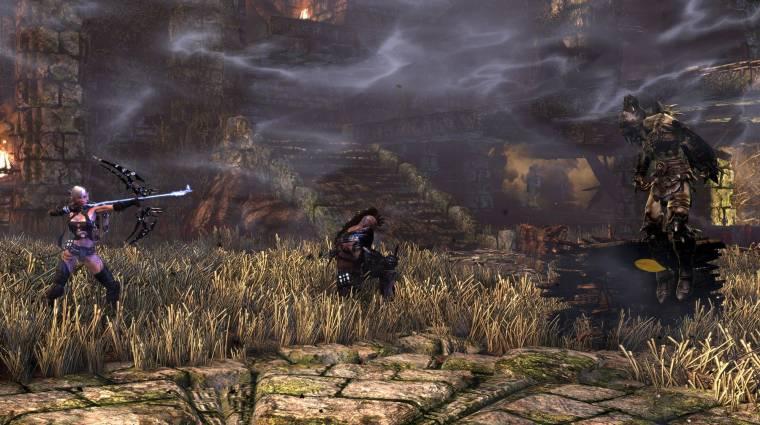 Hunted: The Demon's Forge - a világ készítése bevezetőkép